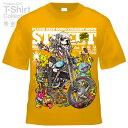 【Project.C.K】【プロジェクトシーケー】【Tシャツ】【キャラクター】【STREET】11-pck-0083