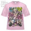 【Project.C.K】【プロジェクトシーケー】【Tシャツ】【キャラクター】【色欲】 11-pck-0042