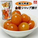 南九州金柑シロップ漬け(上沖産業)160g×1袋