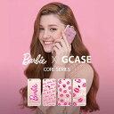iPhone Case Barbie Doll Core バービー 人形 コアシリーズ ドール クリア ピンク ロゴ リップ おしゃれ ファッション アイフォン X 8 7 6s 6 8プラス 7プラ