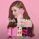 iPhone Case Barbie Doll Core バービー 人形 ドール コアシリーズ カラー ピンク ブラック ロゴ リップ おしゃれ アイフォン X 8 7 6s 6 8プラス 7プラス