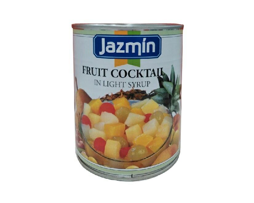 ジャスミン フルーツカクテル 840g/1缶 フルーツ缶詰 スペイン産