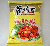 黄飛紅香脆椒&落花生350g/袋 辛口 クリスピーチリ&ピーナッツ