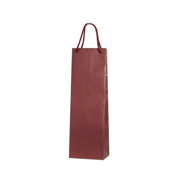 ギフト袋(ワイン色/1本用)紹興酒などお酒用