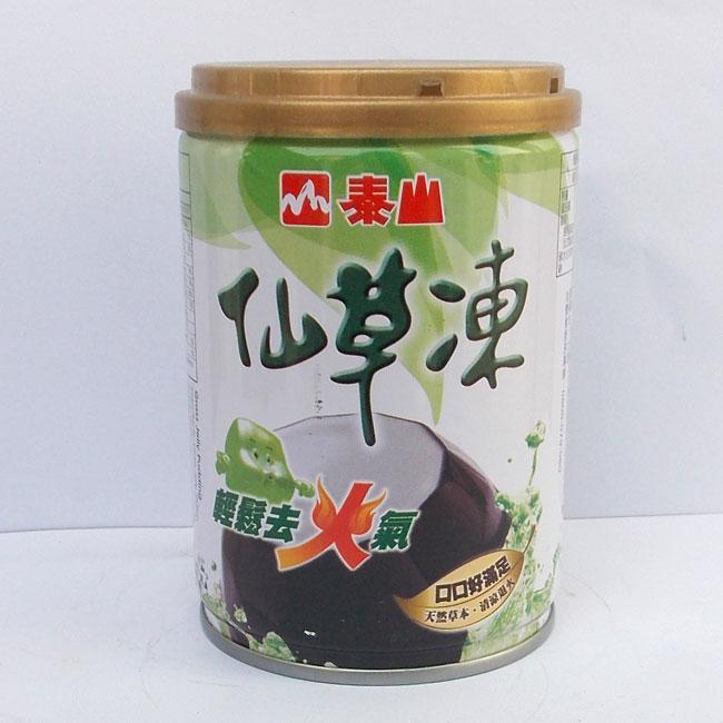 送料無料・代引不可 泰山 仙草凍255g/24缶...の商品画像