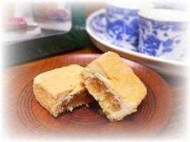 新東陽 鳳梨酥12個×12箱 台湾産パイナップルケーキパイナップルケーキ・箱裏の輸入シールが剥がしやすいのでお土産に再適
