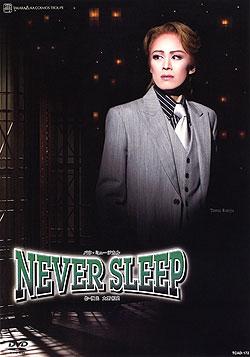 宝塚歌劇NEVERSLEEP中古DVD