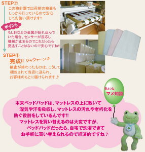 洗えるベッドパッド【クイーンサイズ】160×200四隅ゴム付き