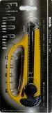 KDS カッターナイフ フィンガーガード L-30 オートロック L型 替刃3枚付 【カッターナイフ】本体に2枚の刃が入ります