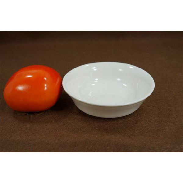 【高品質】 8.8cm×2.5cm 醤油入れ 円形 PLATE 醤油 プレート  シンプル/白い食器/お皿/小皿/ミニプレート/洋食器