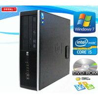 Ķ�ò�!��®Corei5!����(Windows7Pro64bit)HP8100EliteSFFCorei53.2GHz/����4G/160GB/DVD�ɥ饤��/̵���դ�!��ťѥ�����(8100)