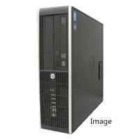 ��®����SSD���/Ķ�ò�!Corei5!����(Windows7Pro64bit)HP8100EliteSFFCorei53.2GHz/����4G/SSD120G+HD160GB/DVD�ɥ饤��/̵���դ�