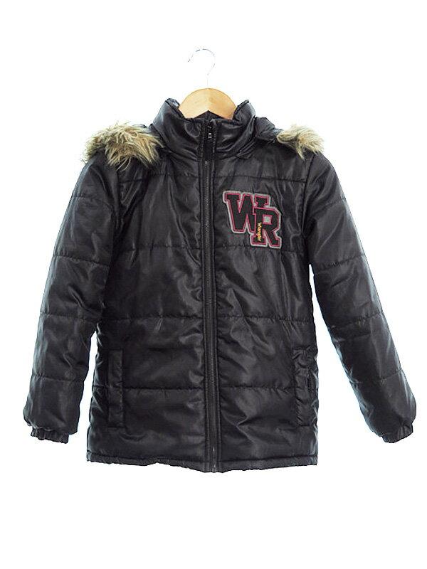 【Wrangler】【アウター】【子供服】ラングラー『中綿ジャケット size150』メンズ 1週間保証【中古】