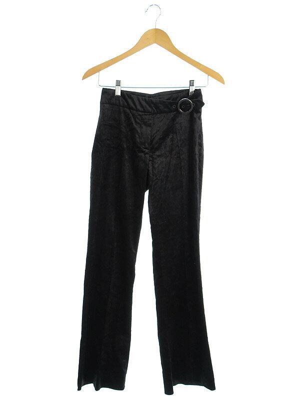 【FENDI】【ズボン】フェンディ『コーデュロイパンツ size 40』レディース 1週間保証【中古】