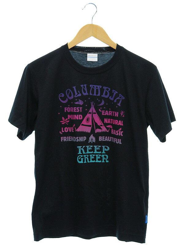 【Columbia】【トップス】コロンビア『半袖Tシャツ sizeM』メンズ 1週間保証【中古】