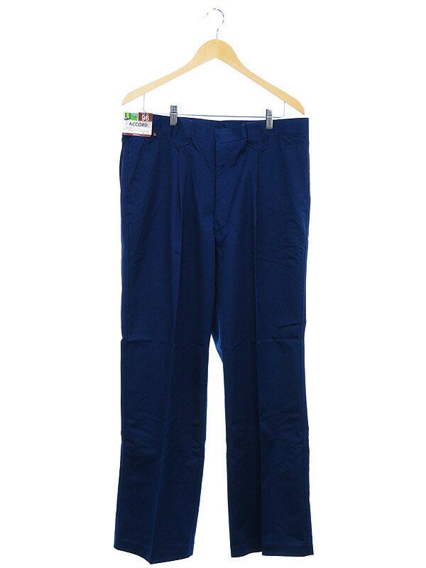 【accord】【ボトムス】【三愛】アコード『パンツ size96』メンズ ズボン 1週間保証【中古】