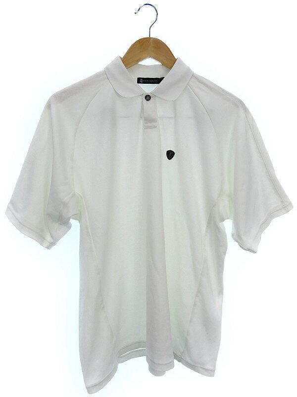 【BOSTON OCEAN CLUB】【トップス】ボストンオーシャンクラブ『半袖 ポロシャツ sizeL』メンズ 1週間保証【中古】
