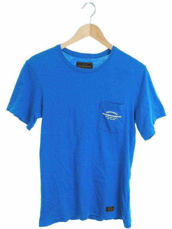 【NEIGHBORHOOD】【トップス】ネイバーフッド『半袖Tシャツ sizeS』メンズ 1週間保証【中古】