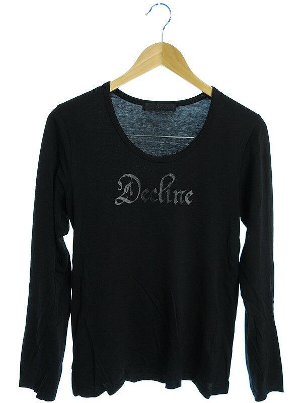 【FUGA】【トップス】フーガ『長袖Tシャツ sizeF』メンズ Tシャツ 1週間保証【中古】