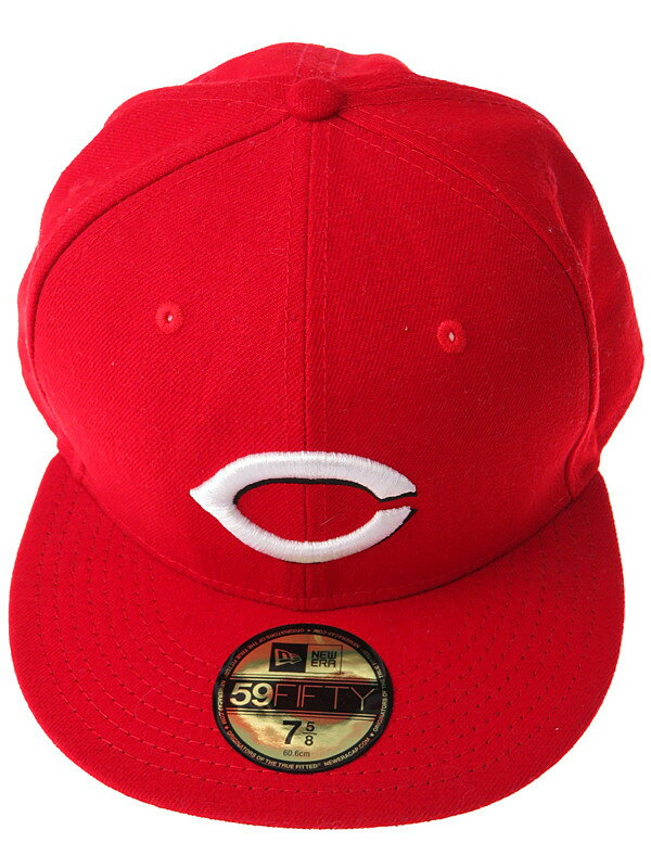 �yNEW ERA�z�j���[�G���w59FIFTY OFFICIAL ON-FIELD �L���b�v size7 5/8�x���j�Z�b�N�X �X�q 1�T�ԕۏ؁y���Áz