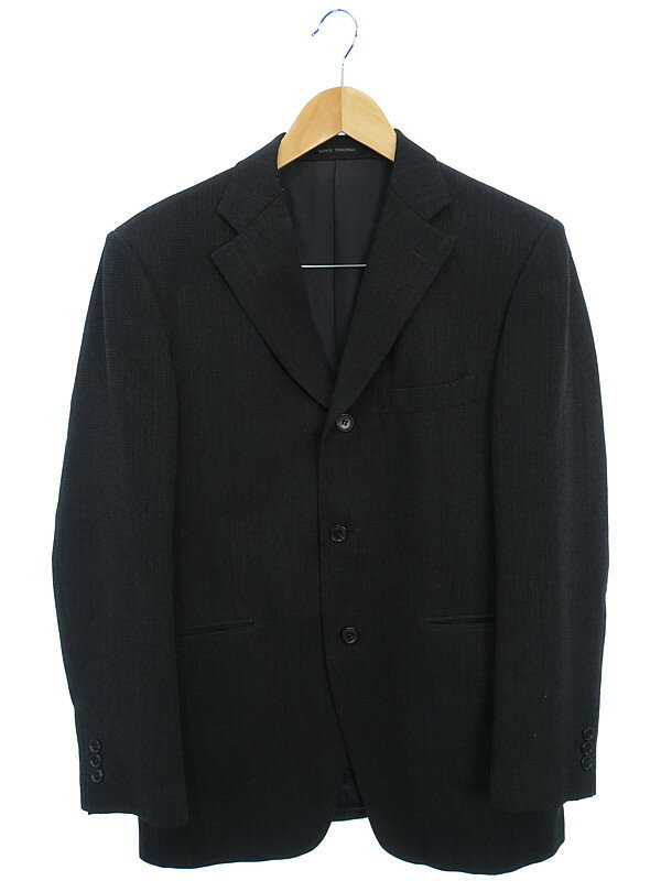 【MEN'S TENORAS】【上下セット】【ツーピース】メンズティノラス『セットアップスーツ sizeM』メンズ 1週間保証【中古】