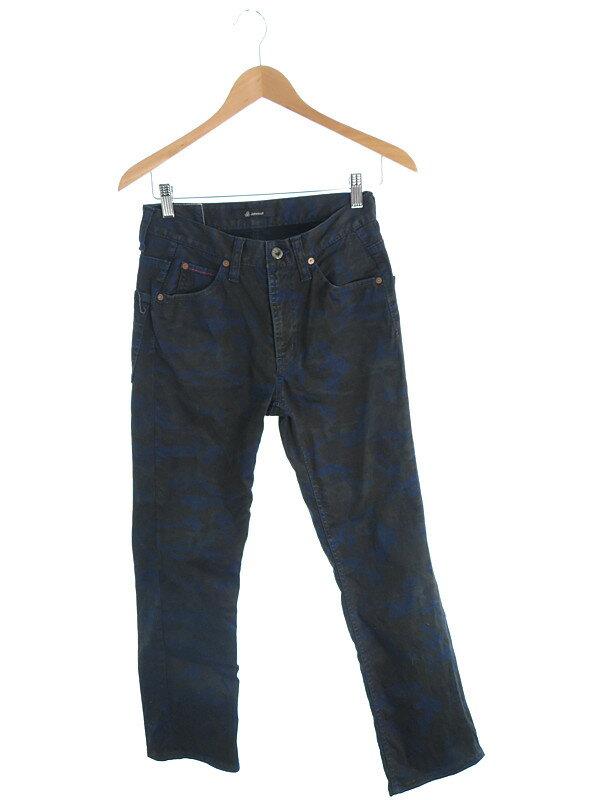 【Johnbull】【ボトムス】ジョンブル『総柄パンツ sizeS』メンズ ズボン 1週間保証【中古】