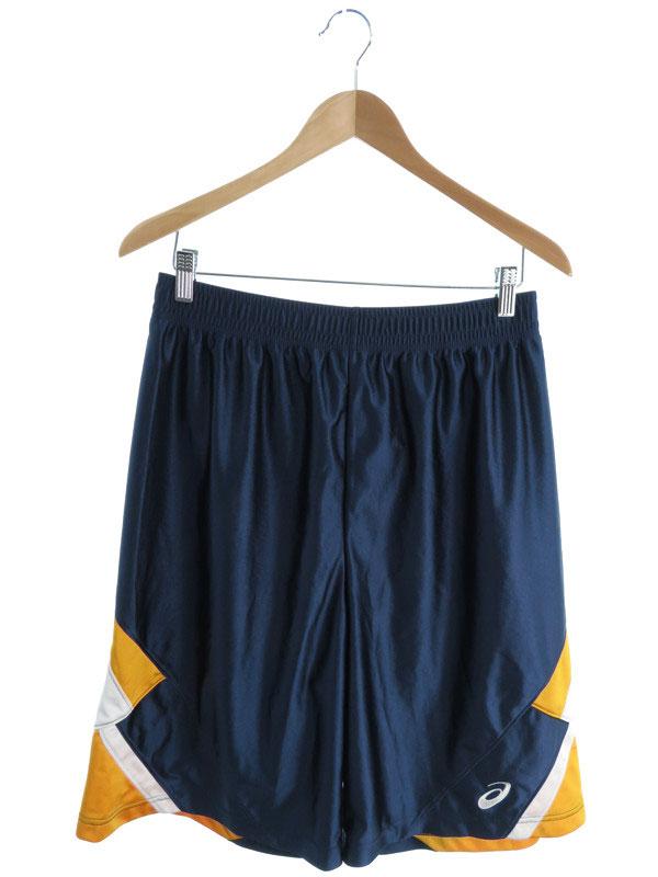 【asics】【ボトムス】アシックス『ハーフパンツ size83〜89』メンズ ズボン 1週間保証【中古】