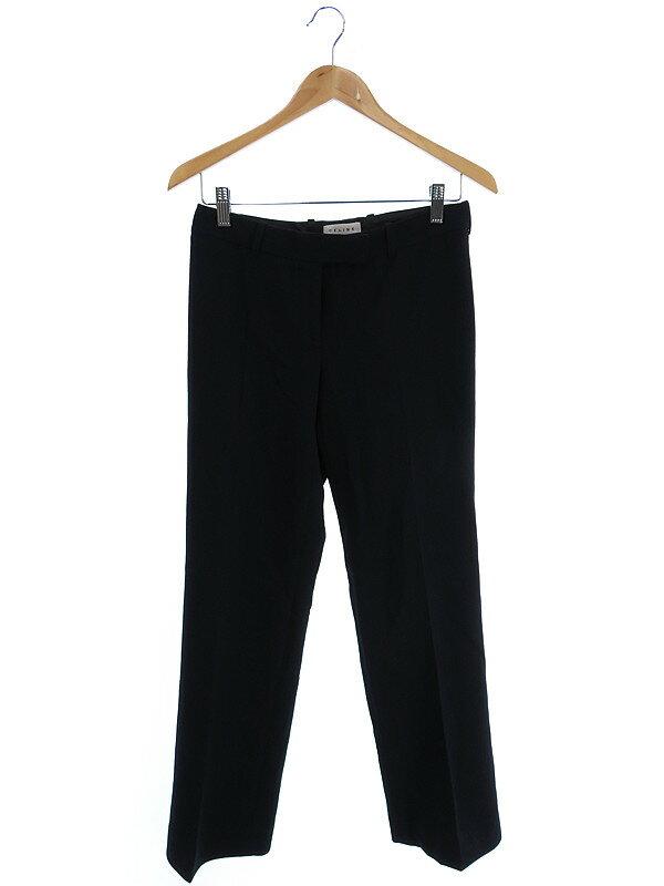 【CELINE】【ボトムス】セリーヌ『ウール混パンツ size38』レディース 1週間保証【中古】