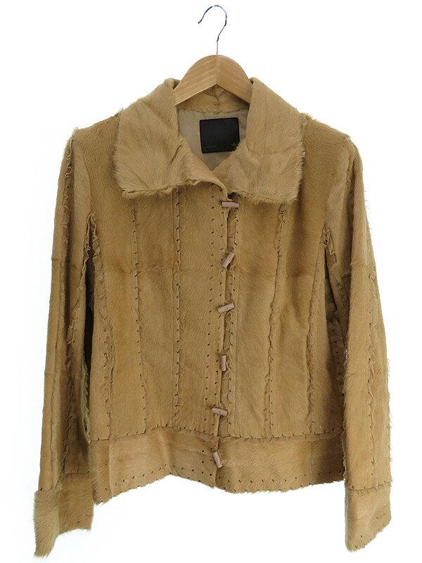 【FENDI】【アウター】フェンディ『毛皮ジャケット size40』レディース 1週間保証【中古】