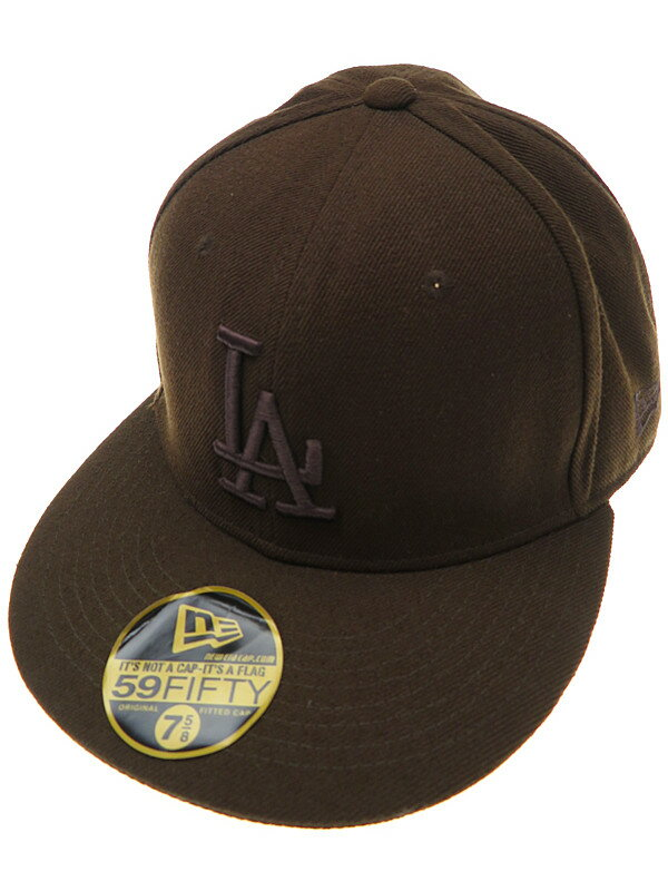 【NEW ERA】ニューエラ『59FIFTY GENUINE MERCHANDISE キャップ size7 5/8』メンズ 帽子 1週間保証【中古】