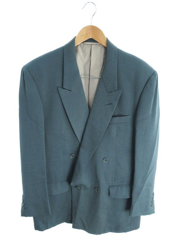 【Christian Dior】【上下セット】【ツーピース】クリスチャンディオール『セットアップスーツ size上AB-5 下82』メンズ 1週間保証【中古】