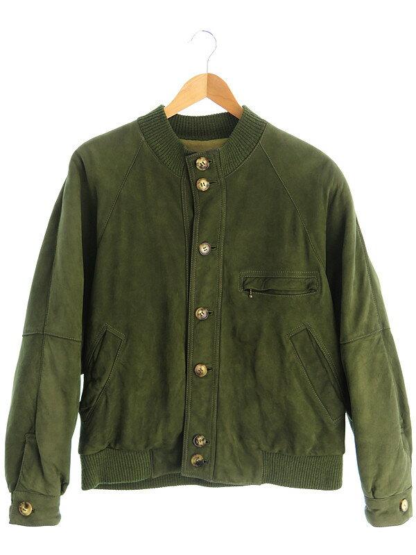 【LOEWE】【アウター】ロエベ『レザージャケット size50』メンズ 1週間保証【中古】