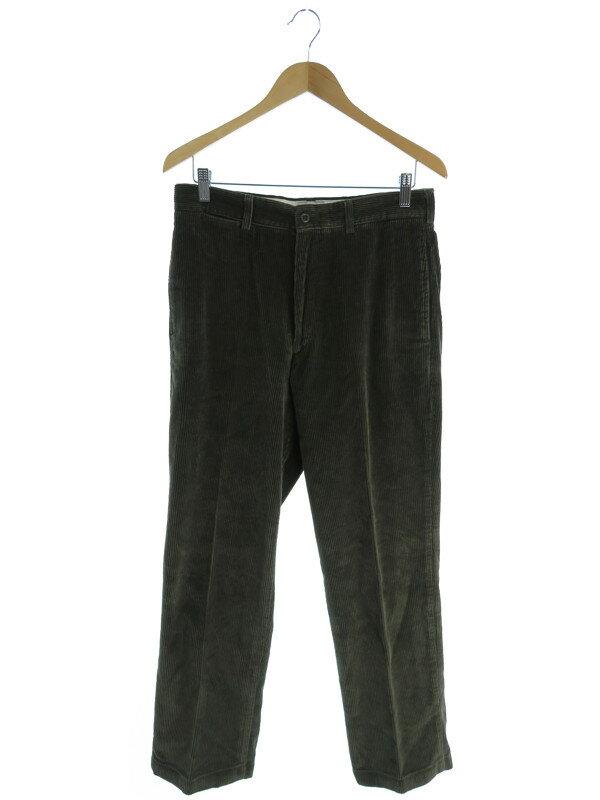 【J.CREW】【ボトムス】ジェイクルー『コーデュロイパンツ size32』メンズ ズボン 1週間保証【中古】