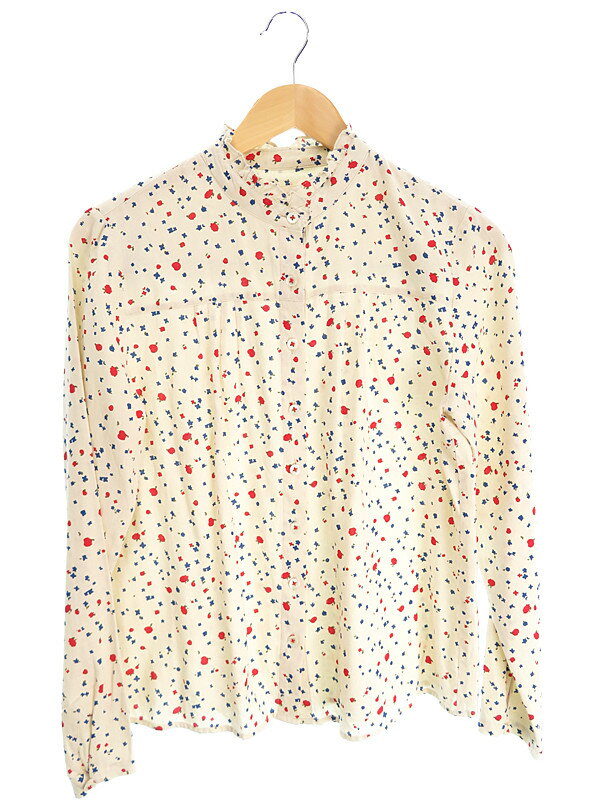 【Laura Ashley】【トップス】ローラアシュレイ『長袖シャツ size3』レディース 1週間保証【中古】