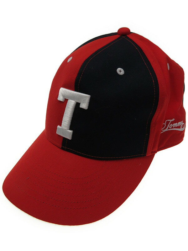 【TOMMY】トミー『キャップ』メンズ 帽子 1週間保証【中古】