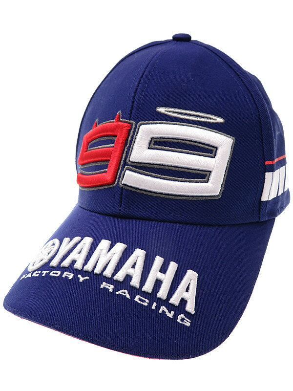 【YAMAHA】【FACTORY RACING】【帽子】ヤマハ『キャップ』ユニセックス 帽子 1週間保証【中古】