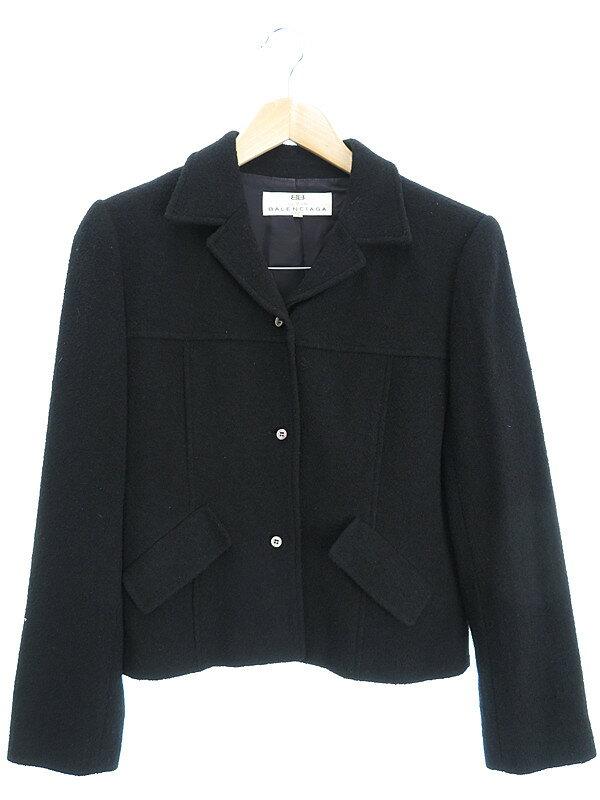 【BALENCIAGA】【アウター】バレンシアガ『ジャケット size40』レディース 1週間保証【中古】