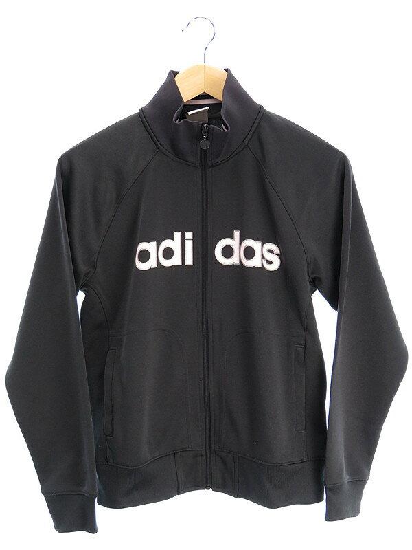 【adidas】【ツーピース】【セットアップ】アディダス『ジャージ上下セット sizeM』レディース 1週間保証【中古】