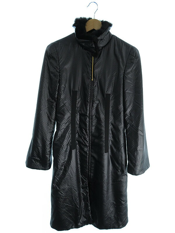 【FENDI】【アウター】フェンディ『中綿コート size42』レディース 1週間保証【中古】