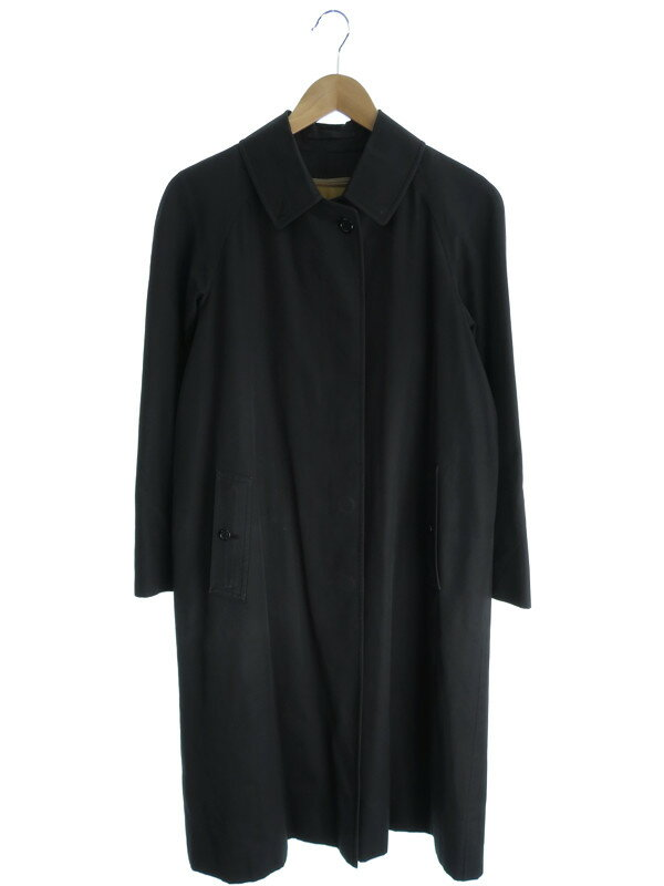 【Burberrys】【アウター】バーバリーズ『ライナー付ステンカラーコート size7AR』レディース 1週間保証【中古】