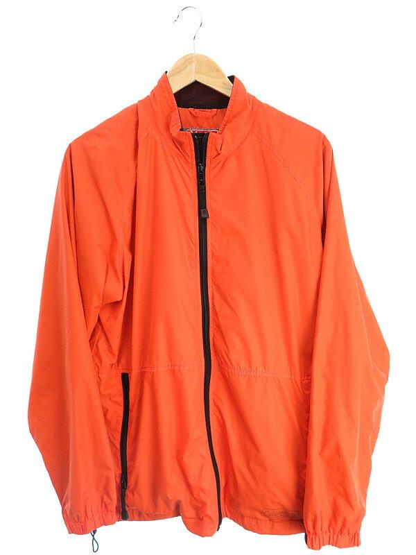 【Coleman】【アウター】コールマン『ナイロンジャケット sizeM』メンズ ジャンパー 1週間保証【中古】