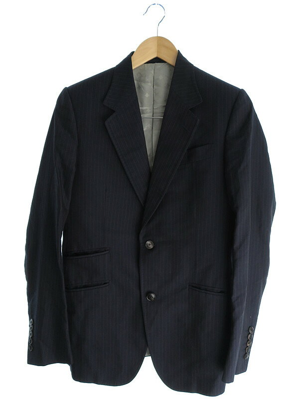 【GUCCI】【上下セット】グッチ『セットアップ スーツ size7-46R』メンズ 1週間保証【中古】