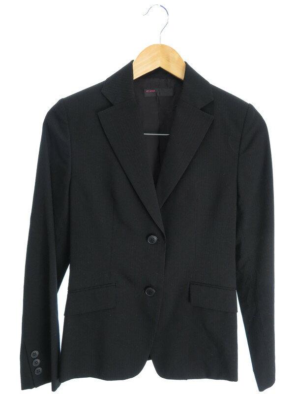 【et vous】【上下セット】エヴー『スカートスーツ size34』レディース セットアップ 1週間保証【中古】