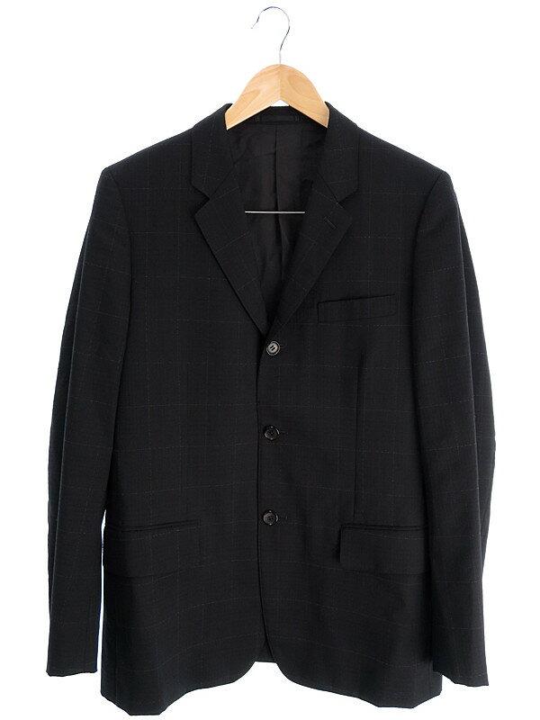 【COMME des GARCONS HOMME】【上下セット】コムデギャルソンオム『スーツ sizeS』メンズ セットアップ 1週間保証【中古】