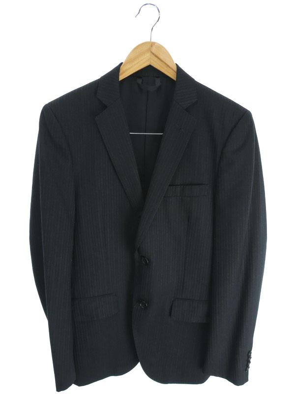 【R.NEWBOLD】【上下セット】【2ピース】アールニューボールド『セットアップスーツ size上M 下L』メンズ 1週間保証【中古】