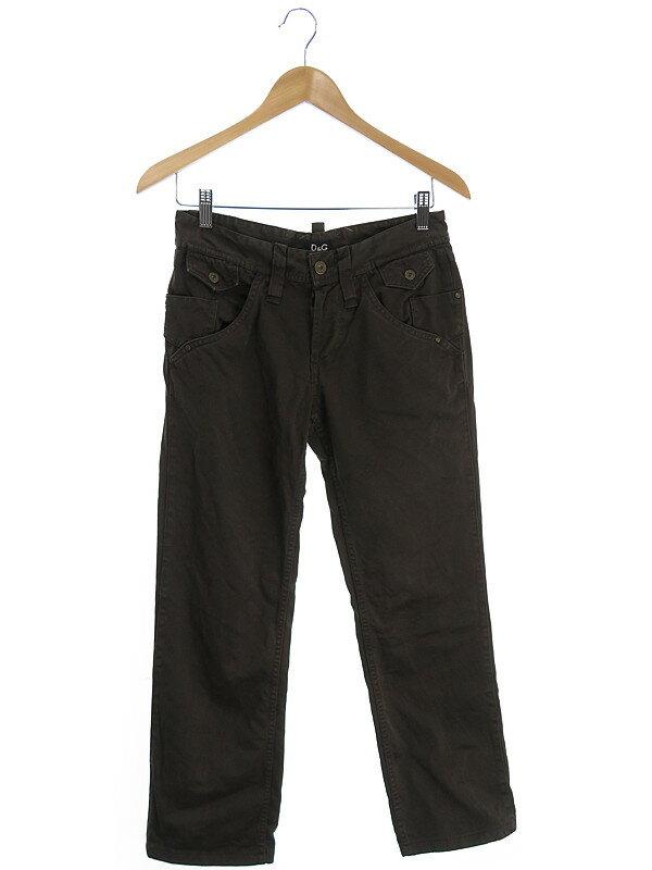 【D&G】【ボトムス】D&G『パンツ size29』メンズ 1週間保証【中古】
