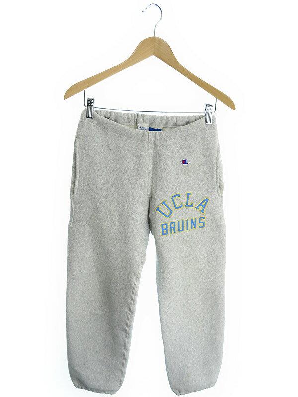 【champion】【UCLA】【ボトムス】チャンピオン『スウェットパンツ sizeS』メンズ ズボン 1週間保証【中古】
