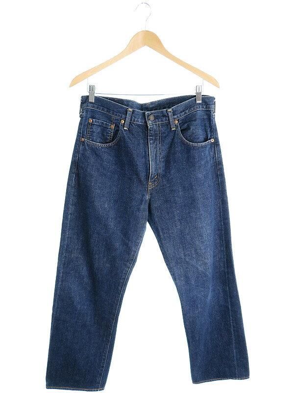 【LEVIS】【ジーパン】【ボトムス】リーバイス『551Z ジーンズ size W33 L36』メンズ デニムパンツ 1週間保証【中古】