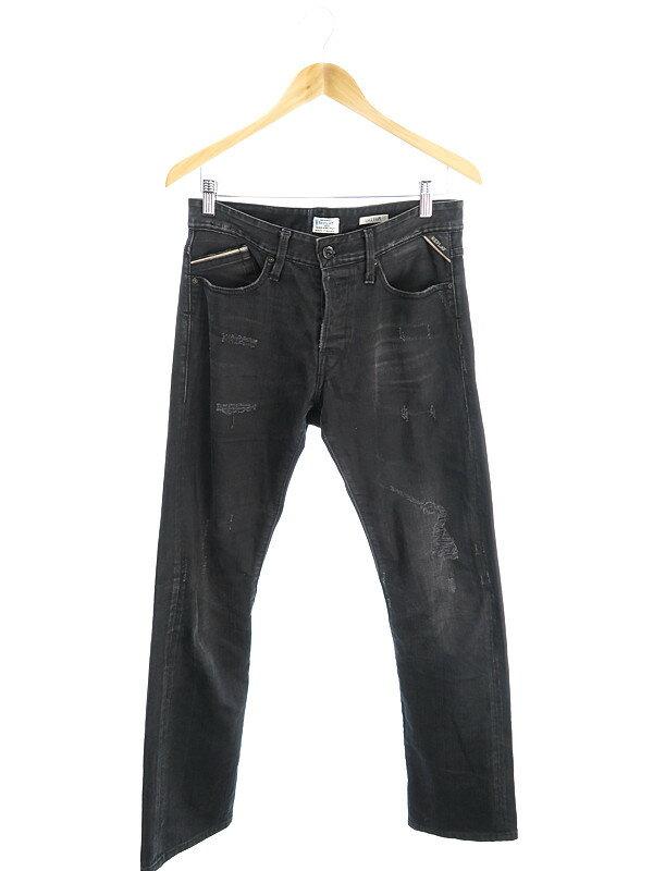【REPLAY】【ボトムス】【ジーパン】リプレイ『ジーンズ size W31 L32』メンズ デニムパンツ 1週間保証【中古】