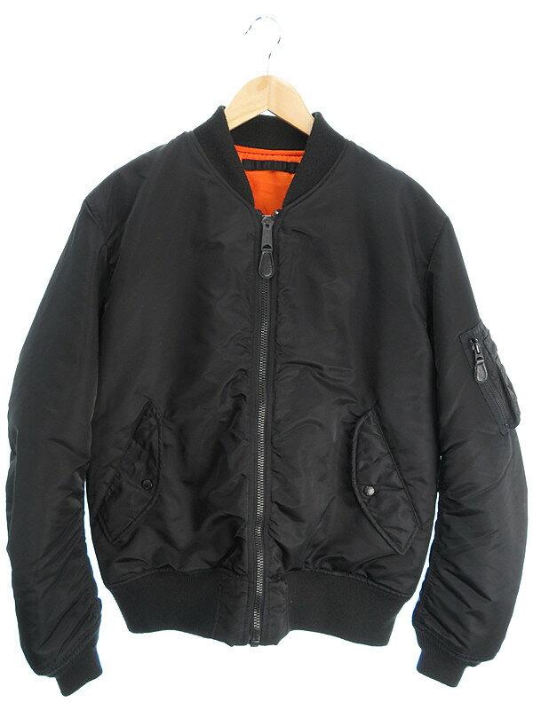【AVIREX】【アウター】アヴィレックス『MA-1ジャケット sizeXXL』メンズ ブルゾン 1週間保証【中古】